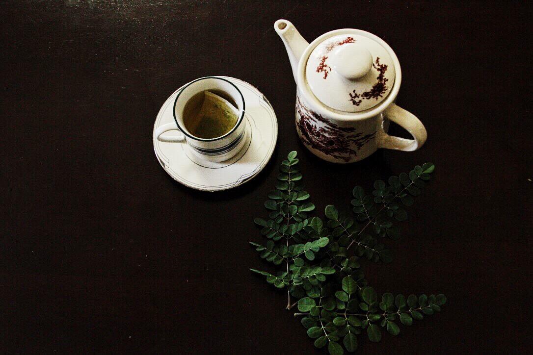 moringa-tea